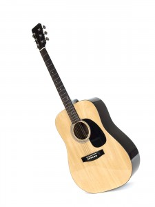 buying an acoustic guitar