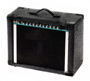 solid state guitar amp