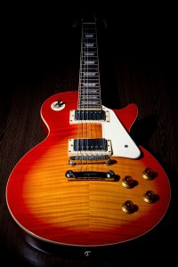 Jimmy Page Gibson Les Paul guitar