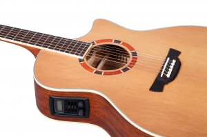 Acoustic electric guitar Guitar Lessons Poway 619-306-3664