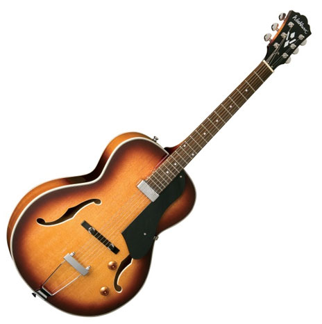 Archtop hollow body